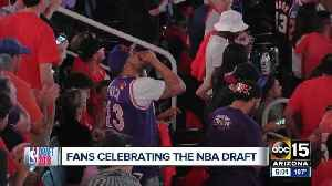 Phoenix Suns draft Deandre Ayton with first pick in NBA Draft [Video]