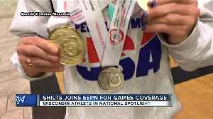 Amazing opportunity for one Special Olympics athlete