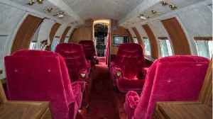 Elvis Presley's Private Jet Could Be Yours [Video]