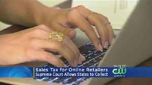 High Court: Online shoppers can be forced to pay sales tax [Video]