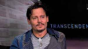 News video: Johnny Depp Opens Up About Difficult Last Year