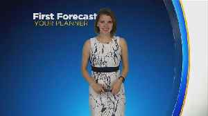 First Forecast Weather June 22, 2018 (This Morning)