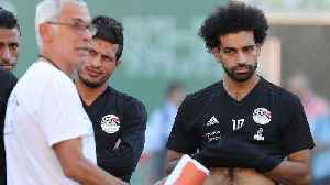 Egypt rule out early Salah exit