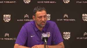 Vlade Divac On Why The Sacramento Kings Picked Marvin Bagley III [Video]