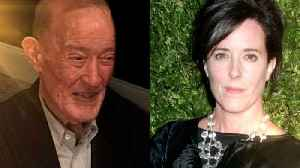 Did Kate Spade's Dad Suffer From Broken Heart Syndrome Like Debbie Reynolds?