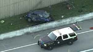 Crash Snarls Traffic At I-595/I-95 Interchange