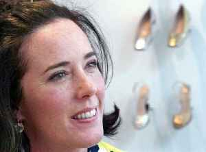 Kate Spade laid to rest at Kansas City funeral just hours after her father's death [Video]