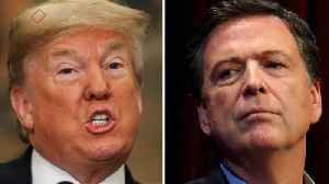 James Comey Says Trump Is Not The Worst President