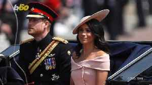 Meghan Markle Boosts Internet Searches For 'Boat Neck' Summer Tops