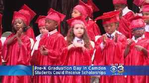 Pre-K Students At Early Learning Research Academy At Rutgers University Graduate