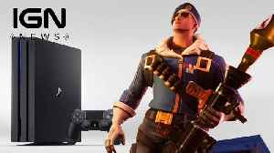 Leaked Fortnite PlayStation 4 Bundle Includes Exclusive Skin