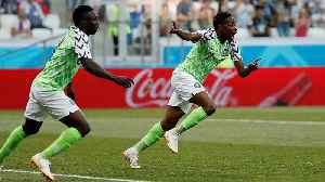 World Cup: Nigeria dominate Iceland in 2-0 win