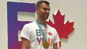 Eric Radford says LGBT athletes are making 'great strides' [Video]