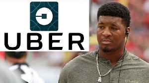 Jameis Winston GRABS Uber Driver's Crotch! Will He Be Suspended?