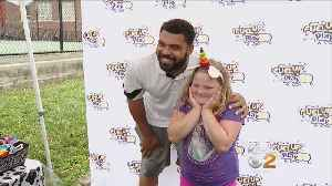 City's Free Summer Meal Program Kicks Off With Help From Steelers' Cam Heyward