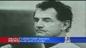 'Cadillac Frank' Salemme Found Guilty Of Murder