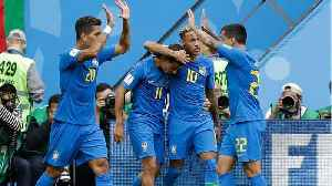Coutinho And Neymar Secure Late Win For Brazil Over Costa Rica [Video]