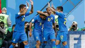 Coutinho And Neymar Secure Late Win For Brazil Over Costa Rica