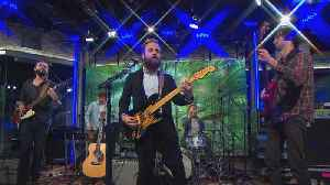 Saturday Sessions: Dawes performs