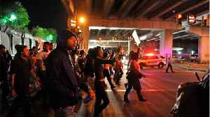Protests Continue For Third Day Following Shooting Death Of Pittsburgh Teen