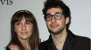 Lena Dunham Cozies Up To Ex Jack Antonoff [Video]