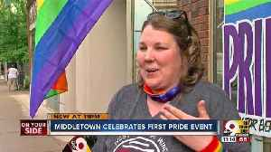 Middletown's first LGBT Pride event draws crowds