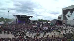 Denmark's metal festival 'Copenhell' opens its gates to 25,000 fans [Video]