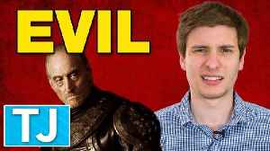 Top 10 Evil Game of Thrones Characters [Video]