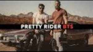 "David Morris - ""Pretty Rider"" (Behind The Scenes) [Video]"
