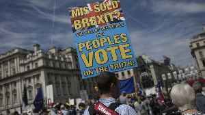 'People's Vote' Marchers Demand Final Say On Brexit [Video]