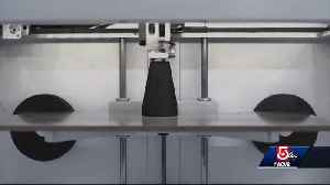 Local company's 3D printing revolutionizing how things are created