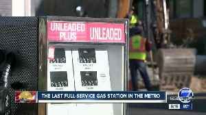 The last full-service gas station in the metro [Video]
