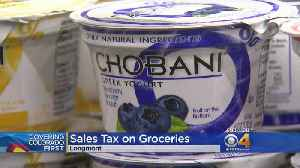 Push To Eliminate Sales Tax On Food In Longmont
