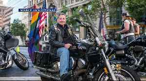 Deceased Dykes on Bikes Founder Remembered on 40th Pride Anniversary