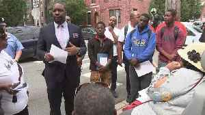 Councilman Kenyatta Johnson Leads Public Safety Walk In South Philly