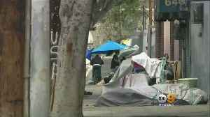 LA Considering Bringing Back Sidewalk Sleeping Ban
