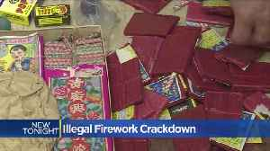 Here's How To Turn In Your Illegal Fireworks, No Questions Asked