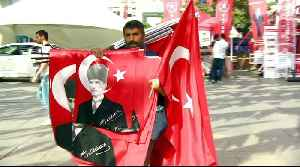 Turkey election: Opposition takes campaign to the street