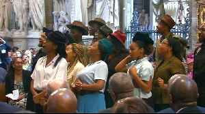 Windrush generation celebrates 70 years since arriving in the UK [Video]