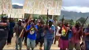 Violent postelection riots continue in Papua New Guinea