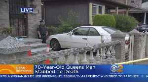 70-Year-Old Queens Man Stabbed To Death