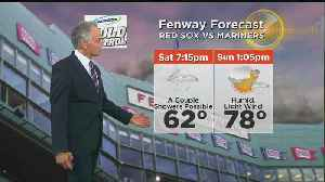WBZ Midday Forecast For June 23