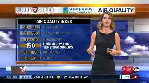 News video: Excessive heat continues today