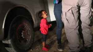Crying Migrant Girl on Time Cover Wasn't Separated From Mom