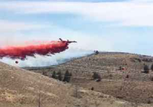 Boxcar Fire Burns 23,000 Acres in Active Day for Oregon Wildfires