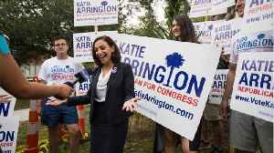 S.C. Congressional Candidate Katie Arrington In Serious Condition After Car Crash [Video]