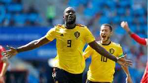 Hazard And Lukaku Lead Belgium to Victory Against Tunisia
