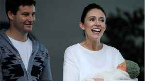 New Zealand Prime Minister Names Her Baby