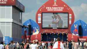 FIFA's Fan Fest sites In Moscow Offer Fun Entertainment And Shopping