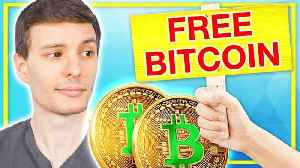 How to Get Free Bitcoin! (3 Methods)